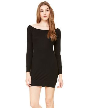 Bella + Canvas 8822 Ladies Lightweight Sweater Dress