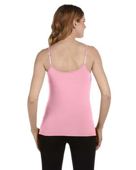 Bella + Canvas 960 Ladies Cotton/Spandex Shelf Bra Tank