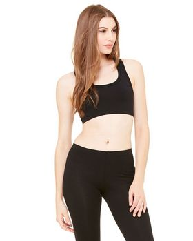 Bella + Canvas 970 Ladies Nylon/Spandex Sports Bra