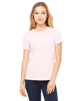 Bella + Canvas B6400 Ladies Missy's Relaxed Jersey T-Shirt