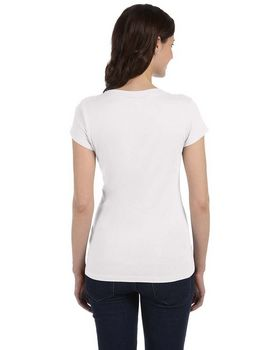 Bella + Canvas B8101 Ladies Marcelle Jersey T-Shirt