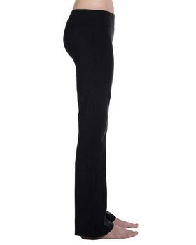 Bella + Canvas 810 Ladies Cotton/Spandex Yoga Pant