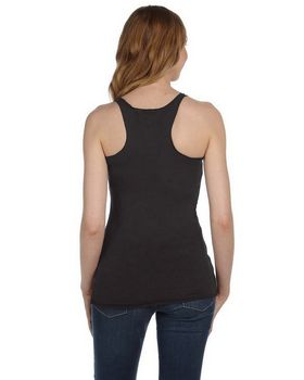 Bella + Canvas 8430 Ladies Sylvia Tri-Blend Racerback Tank
