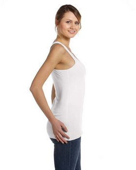 Bella + Canvas B8800 Ladies Flowy Racerback Tank