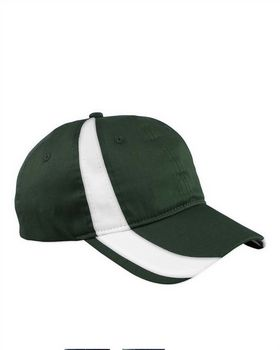 Big Accessories BA508 Colorblock Sport Cap