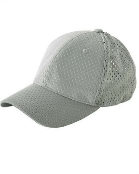 Big Accessories BX017 6-Panel Structured Baseball Cap