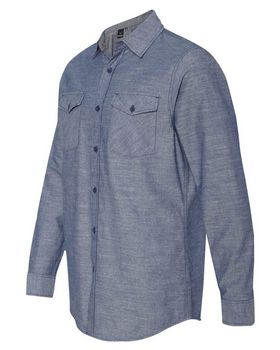 Burnside 8255 Chambray Shirt
