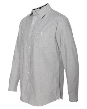 Burnside 8257 Mini-Check Shirt