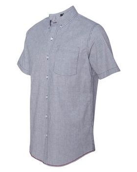 Burnside 9259 Stretch-Stripe Shirt