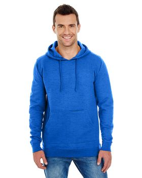 Burnside B8609 Mens Yarn-Dyed Fleece Hoodie