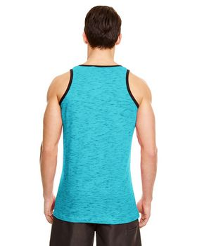 Burnside B9102 Adult Injected Slub Tank Top