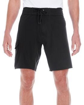 Burnside B9371 Mens Dobby Board Short