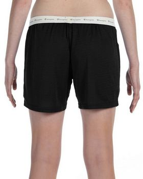 Champion 3393 Ladies Active Mesh Shorts