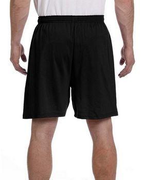 Champion 8187 Ringspun Cotton Gym Shorts