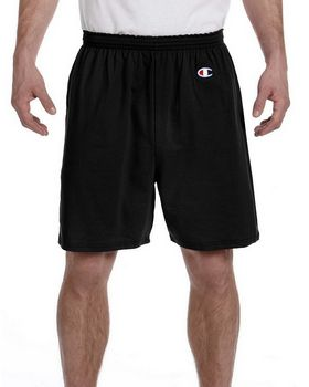 Champion 8187 Ringspun Cotton Gym Shorts - Shop at ApparelnBags.com