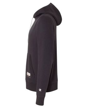 Champion AO600 Sueded Fleece Pullover Hood