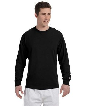 Champion CC8C 5.5 oz. Long-Sleeve Tagless T-Shirt