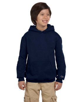 Champion S790 Youth 9 oz.; 50/50 EcoSmart Pullover Hood