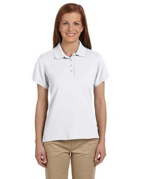 Chestnut Hill CH100W Womens Performance Plus Pique Polo