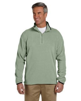 Chestnut Hill CH910 Microfleece Quarter Zip Pullover