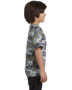 Code Five 2206 Youth Camouflage T-Shirt