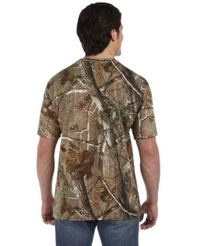 Code Five 3980 Licensed Realtree Camouflage S-Sleeve T-Shirt