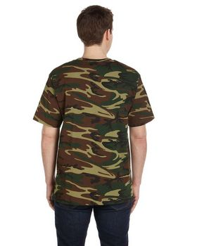 Code Five LS3906 Adult Camouflage T-Shirt