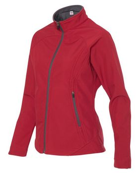 Colorado Clothing 9636 Womens Antero Mock Soft Shell Jacket