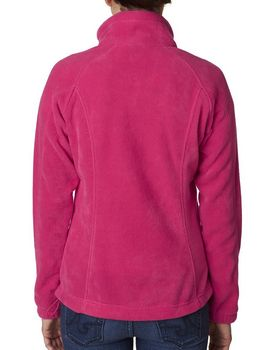 Columbia 6439 Ladies Benton Springs Full-Zip Fleece