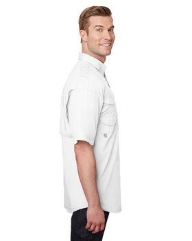 Columbia 7130 Mens Bonehead Short-Sleeve Shirt