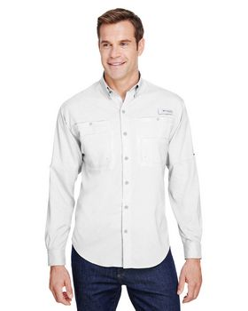 Columbia 7253 Mens Tamiami II Long-Sleeve Shirt