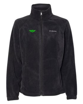 Columbia 137211 Womens Benton Springs Full Zip