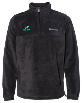 Columbia 162019 Steens Mountain Quarter-Zip Fleece