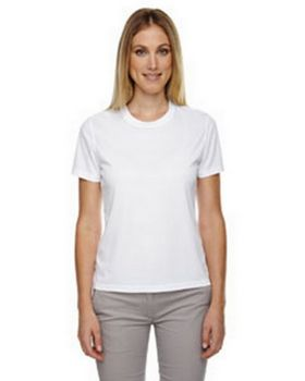 Core365 78182 Pace Ladies Performance Crew Neck T-Shirt
