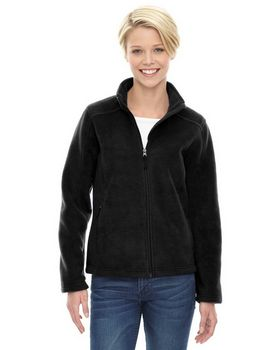 Core365 78190 Journey Ladies Fleece Jacket