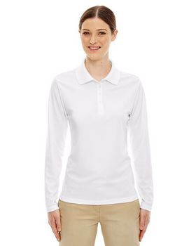 Core365 78192 Pinnacle Ladies Performance Pique Polo
