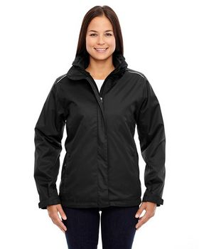 Core365 78205 Region Ladies 3 In 1 Jacket