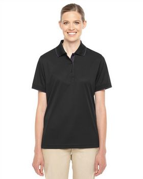 Core365 78222 Ladies Motive Performance Pique Polo