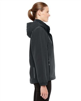 Core365 78224 Ladies Fleece-Lined All Season Jacket