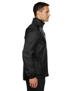 Core365 88185 Climate Mens Lightweight Ripstop Jacket