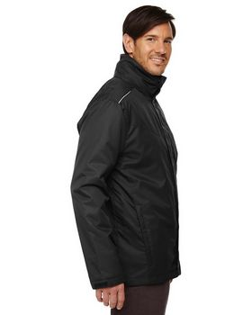Core365 88205 Region Mens 3 In 1 Jacket