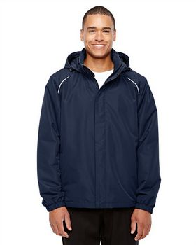 Core365 88224T Mens All Seasons Fleece Lined Jacket