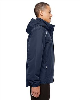 Core365 88224 Mens Profile Fleece Lined Jacket