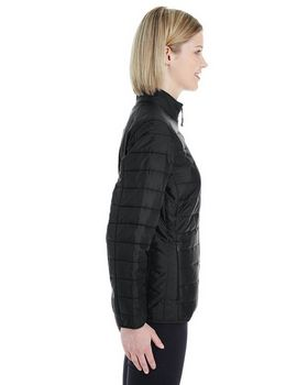Core365 CE700W Ladies Prevail Packable Puffer
