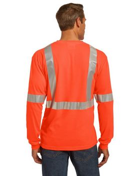 Cornerstone CS401LS ANSI 107 T-Shirt
