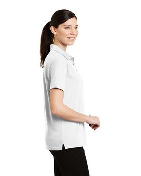 Cornerstone CS403 Ladies Industrial Pocketless Pique Polo
