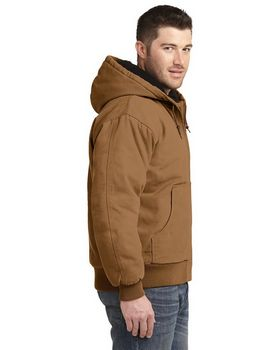 Cornerstone CSJ41 Insulated Hooded Work Jacket