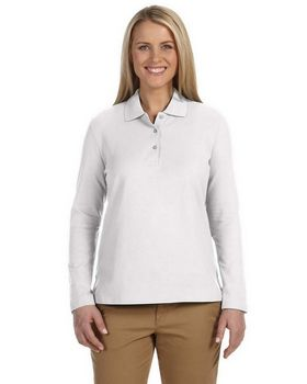 Devon & Jones D110W Ladies Pima Pique Polo