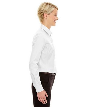 Devon & Jones D630W Ladies Crown Collection Solid Oxford