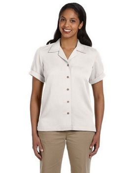 Devon & Jones D670W Ladies Isla Camp Shirt